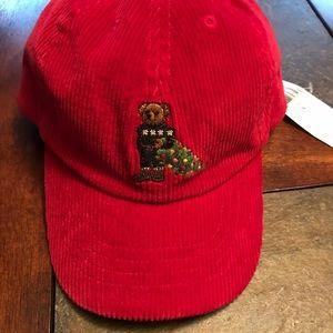 Polo Ralph Lauren boys corduroy baseball cap